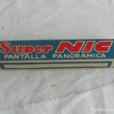 Juguetes Antiguos: PELÍCULA SUPER CINE NIC. SERIE CUENTOS. - MIAU ZAPATERO -.. Lote 178822872
