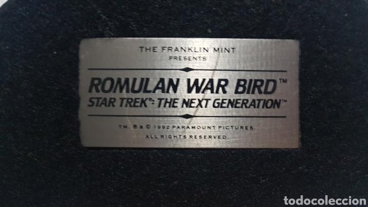 Juguetes Antiguos: Nava Star Trek Romulianos - Foto 2 - 178970943