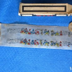 Juguetes Antiguos: PELÍCULA CINE NIC. PINOCHO 3ª PARTE.. Lote 180471851