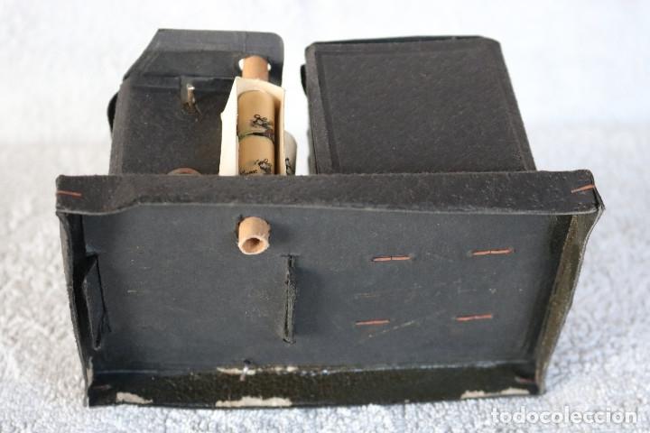 Juguetes Antiguos: CINE MICKEY - CINE NIC EN CARTÓN FRANCES - PROYECTOR PARA COLECCIÓN DE NIVEL. - Foto 9 - 180821408