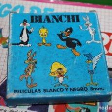 Giocattoli Antichi: PELICULA BIANCHI 8MM. Lote 180994433
