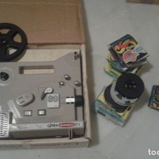 Juguetes Antiguos: PROYECTOR BIANCHI SUPER 8. Lote 182118450