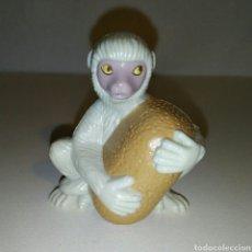 Brinquedos Antigos: FIGURA MCDONALD'S LEMUR PLIO O SURI PELÍCULA DINOSAURIO 2000. Lote 183467555