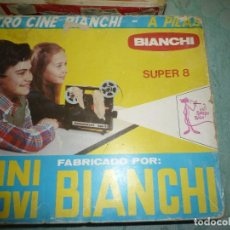 Jouets Anciens: CINE BIANCHI. Lote 186248143