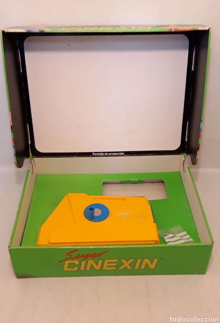 CINEXIN CAJA Y REPRODUCTOR (Juguetes - Pre-cine y Cine)