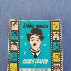 Juguetes Antiguos: PELÍCULA 8MM KIDDIE MOVIES. CHARLIE CHAPLIN. Lote 191770963