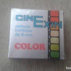 Brinquedos Antigos: PELICULA DE CINEXIN COLOR. EL COHETE RASTREADOR. EL ESCUADRON DE LOS BUITRES. 0868.. Lote 192136967