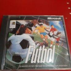 Juguetes Antiguos: MICROSOFT FUTBOL 1997 JUEGO. Lote 192267312