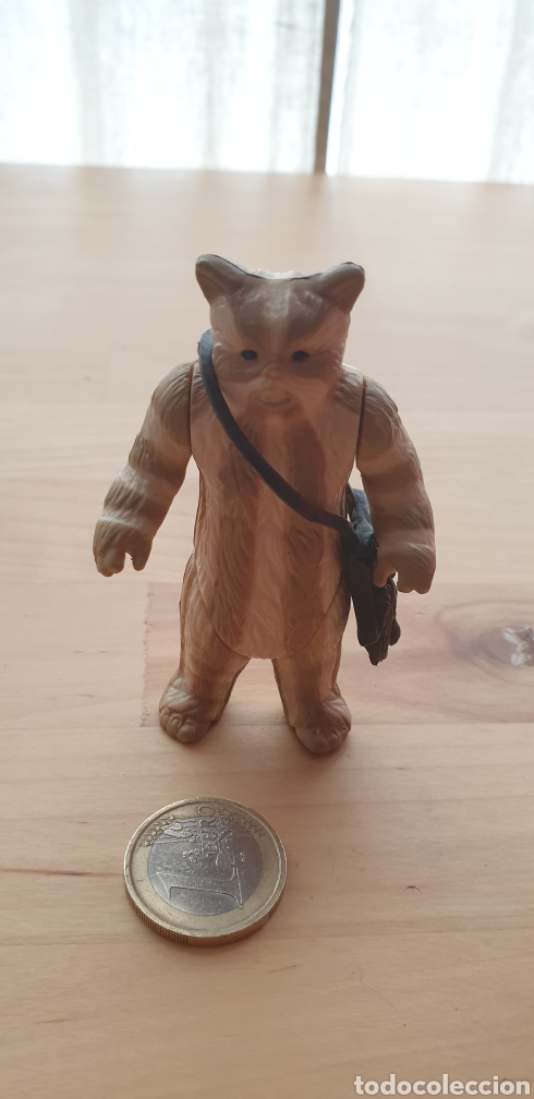 Juguetes Antiguos: Star Wars vintage lote 2 - Foto 12 - 203762396