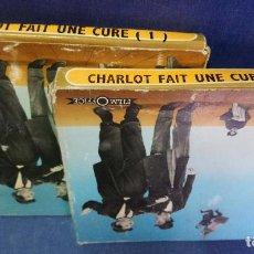 Brinquedos Antigos: PELICULA 8 MM. DE FILM OFFICE. CHARLOT FAIT UNE CURE PARTE I Y II. BYN MUDA. Lote 194146188