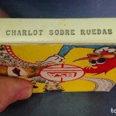 Juguetes Antiguos: PELICULA SUPER 8. DE BIANCHI S.A. CHARLOT SOBRE RUEDAS. CAPITULO 4. BYN. Lote 194147892