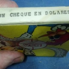 Juguetes Antiguos: PELICULA SUPER 8. CASTLE FILMS WOODY WOODPECKER, BILLION DOLLAR BONER. BYN. Lote 194151512