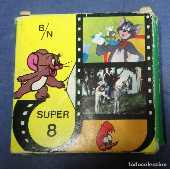 Juguetes Antiguos: Pelicula Super 8mm. De Bianchi S.A. Loquillo, El Campeón ByN. - Foto 2 - 194153167
