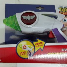 Juguetes Antiguos: RÉPLICA INFINITY BLASTER BUZZ LIGHTYEAR TOY STORY. Lote 194674290