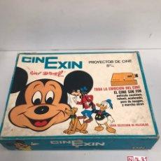 Juguetes Antiguos: CINEXIN ANTIGUO - WALY DISNEY. Lote 194748806