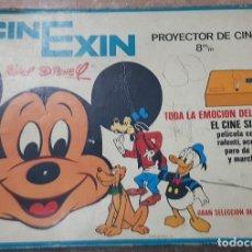 Juguetes Antiguos: CINE EXIN PRIMERA EDICION. Lote 195757822