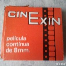 Juguetes Antiguos: PELICULA DE CINEXIN DE LA PRIMERA EDICION. LA PANTERA ROSA EN... PILOTO ROSA. JUGUETE ANTIGUO RETRO.. Lote 204546626