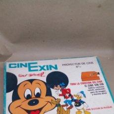 Juguetes Antiguos: CINEXIN PROYECTOR DE CINE 8MM. Lote 204998135