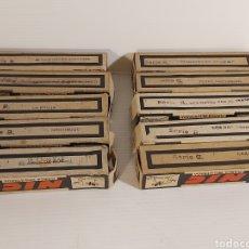 Juguetes Antiguos: LOTE DE 10 PELÍCULAS DE CINE NIC. Lote 206326625