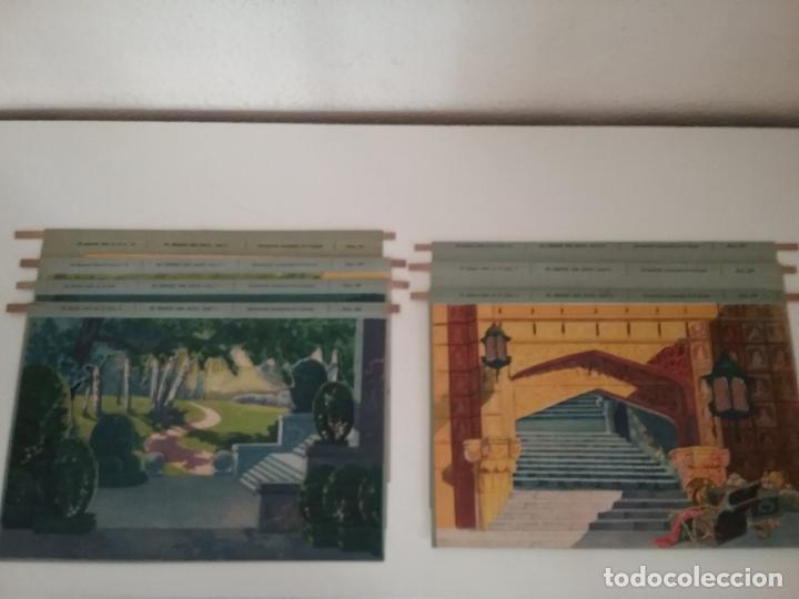 Juguetes Antiguos: TEATRO TEATRILLO PARA NIÑOS SEIX I BARRAL LLAMADO LOS ANGELITOS MÁS 3 OBRAS - Foto 11 - 206865598