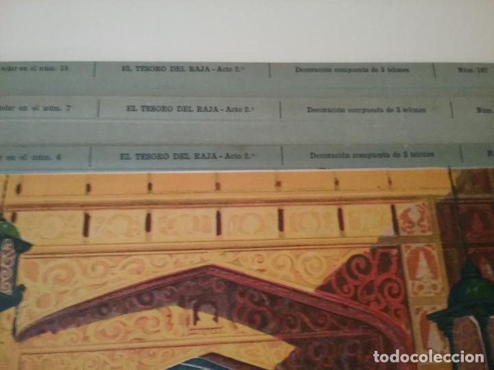 Juguetes Antiguos: TEATRO TEATRILLO PARA NIÑOS SEIX I BARRAL LLAMADO LOS ANGELITOS MÁS 3 OBRAS - Foto 13 - 206865598