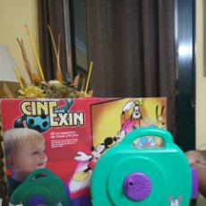 Juguetes Antiguos: CINE EXIN MICKEY MOUSE.. Lote 207238162