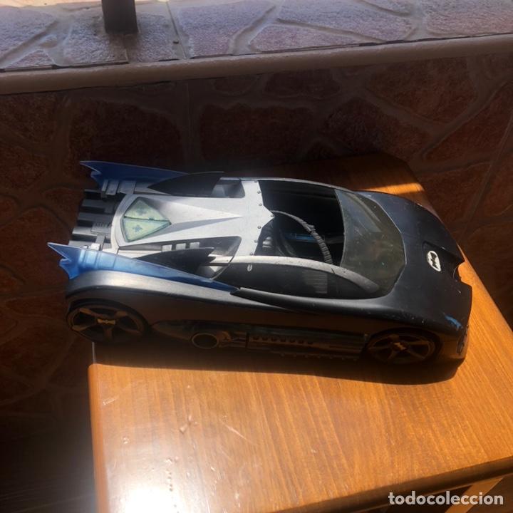 Juguetes Antiguos: coche de batman TM DC Comics s04 B9909 - Foto 2 - 207718648