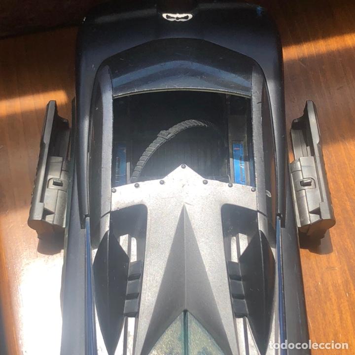 Juguetes Antiguos: coche de batman TM DC Comics s04 B9909 - Foto 7 - 207718648