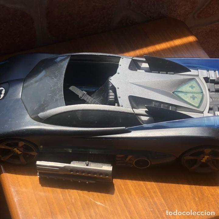 Juguetes Antiguos: coche de batman TM DC Comics s04 B9909 - Foto 8 - 207718648