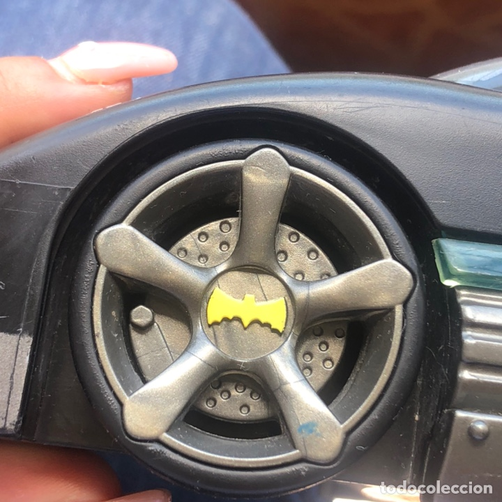 Juguetes Antiguos: coche de batman TM DC Comics s04 B9909 - Foto 13 - 207718648