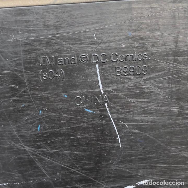 Juguetes Antiguos: coche de batman TM DC Comics s04 B9909 - Foto 14 - 207718648