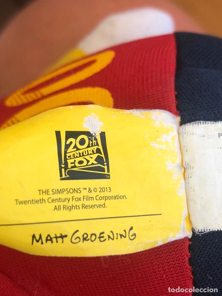 Juguetes Antiguos: Krusty el payaso The Simpson's TM Matt Groening - Foto 6 - 210570097