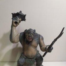 Juguetes Antiguos: ORCO HOBBIT, AZOG. FIGURA GRANDE ARTICULADA POR PALANCAS. EL SEÑOR DE LOS ANILLOS. MARVEL. Lote 213498795