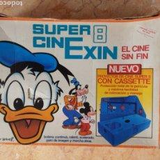 Jouets Anciens: ANTIGUO CINEXIN SUPER 8. Lote 214181430
