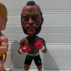 Juguetes Antiguos: CLUBBER LANG RESINA SIDESHOW. ROCKY. HEAD KNOCKER HOLLYWOOD COLLECTIBLES. Lote 215204951