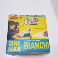 Juguetes Antiguos: CINE MAX BIANCHI. Lote 218578078