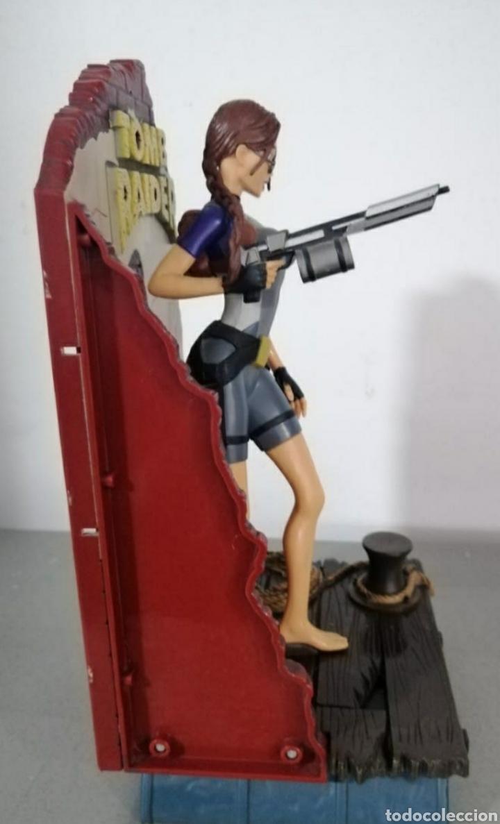 Juguetes Antiguos: Diorama Tomb Raider - Foto 2 - 221629345