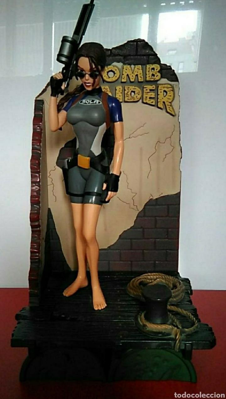 Juguetes Antiguos: Diorama Tomb Raider - Foto 3 - 221629345