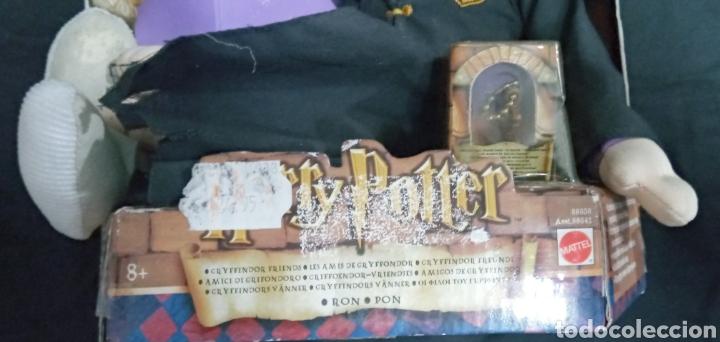 Juguetes Antiguos: RON - HARRY POTTER- MATTEL- FIGURA DE TELA - Foto 3 - 221700122