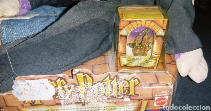 Juguetes Antiguos: RON - HARRY POTTER- MATTEL- FIGURA DE TELA - Foto 7 - 221700122