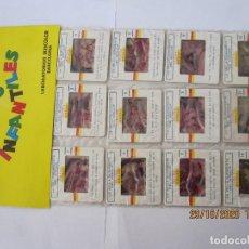 Juguetes Antiguos: ANTIGUAS DIAPOSITIVAS KODAK CUENTOS INFANTILES IRISCOLOR CUENTO PELICULA LA BELLA DURMIENTE DEL BOS. Lote 222800955