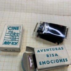 Juguetes Antiguos: ANTIGUAS CAJITA CINE M. Y M. DE MIKI -BOY,. Lote 223059068