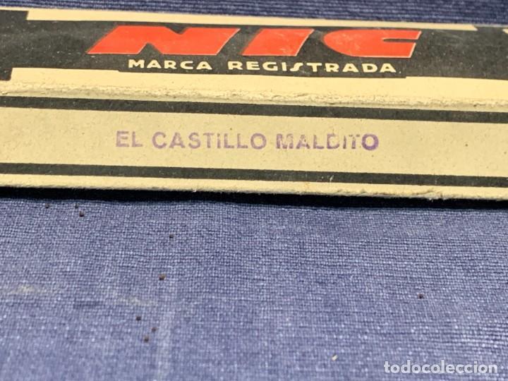PELICULA NIC EL CASTILLO MALDITO UNA VEZ UN GIGANTE (Juguetes - Pre-cine y Cine)