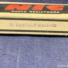 Juguetes Antiguos: PELICULA NIC EL CASTILLO MALDITO UNA VEZ UN GIGANTE. Lote 233954085