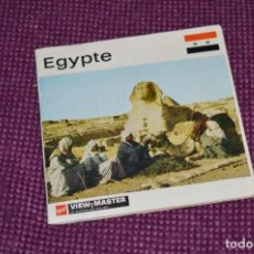 Juguetes Antiguos: EGYPTE - C 705 / SET 3 DISCOS VIEW MASTER - VINTAGE AÑOS 50/60 - BUEN ESTADO ¡MIRA!. Lote 234562320