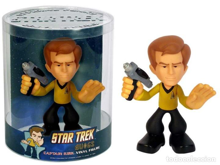 Juguetes Antiguos: Star Trek Quogs Captain Kirk - Funko figura de vinilo - Foto 2 - 236799885