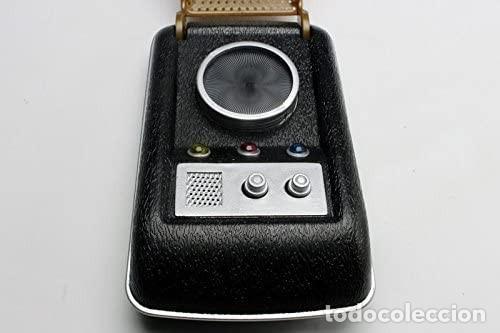 Juguetes Antiguos: STAR TREK REPLICA DEL COMMUNICATOR - DIAMOND - Foto 3 - 236840910