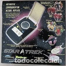 Juguetes Antiguos: STAR TREK REPLICA DEL COMMUNICATOR - DIAMOND - Foto 5 - 236840910