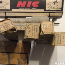 Juguetes Antiguos: CONJUNTO DE PELÍCULAS PARA PROYECTOR NIC Y RAI PAYA(VER FOTOS). Lote 241891495