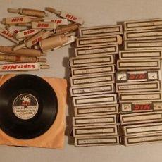Juguetes Antiguos: NIC PELÍCULAS Y DISCOS. Lote 246165475